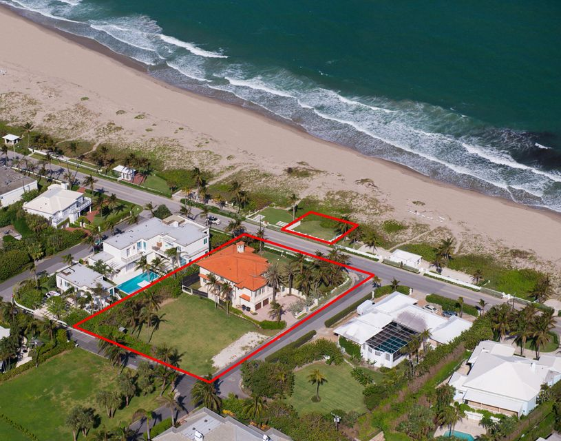 Single Family Home for Sale at 1332 N Ocean Boulevard 1332 N Ocean Boulevard Palm Beach, Florida 33480 United States