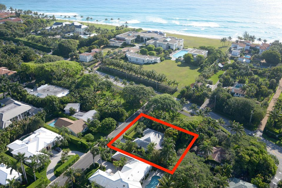 Single Family Home for Sale at Address Not Available Palm Beach, Florida 33480 United States