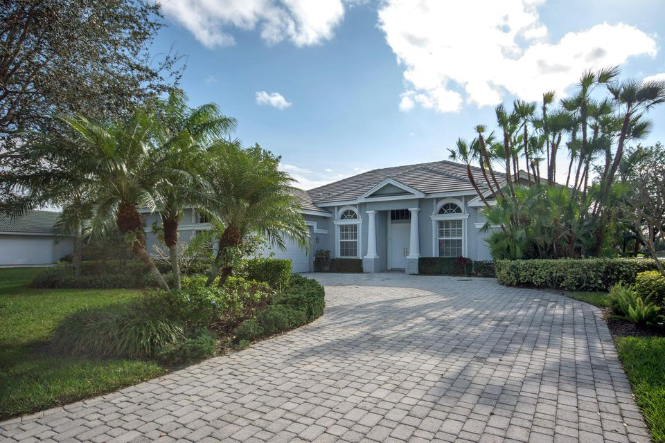 Single Family Home for Sale at 982 SW Blue Stem Way Stuart, Florida 34997 United States