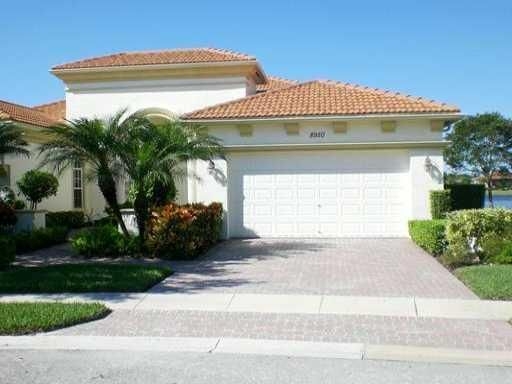 Single Family Home for Sale at 8889 Via Grande 8889 Via Grande Wellington, Florida 33411 United States