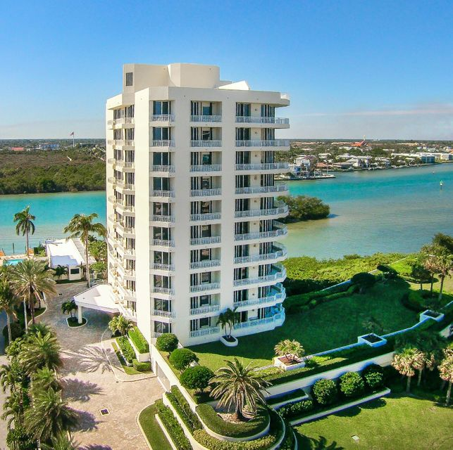 Condominium for Sale at 425 Beach Road # 6-O 425 Beach Road # 6-O Tequesta, Florida 33469 United States