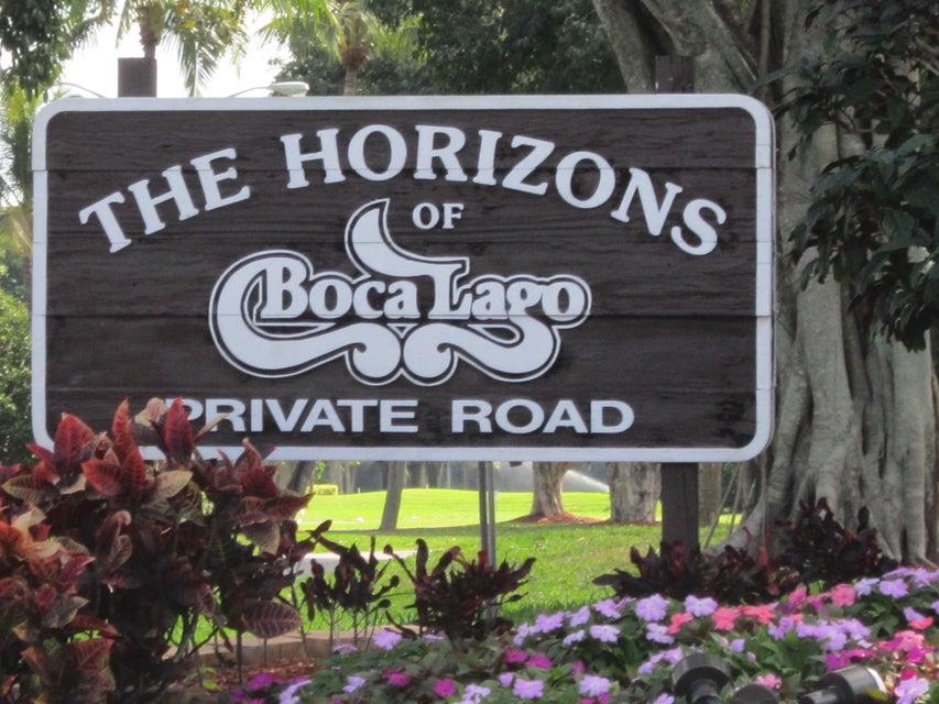 Horizons Of Boca Lago Condo 21854 Cypress Circle