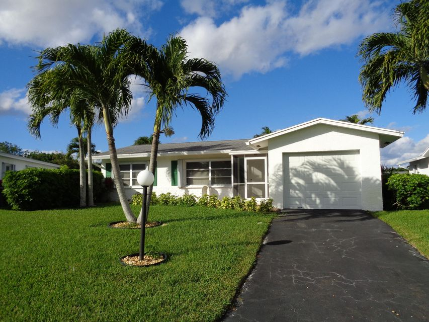 14315 Amapola Drive , Delray Beach FL 33484 is listed for sale as MLS Listing RX-10395083 14 photos