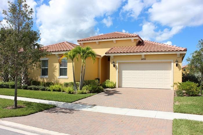 2430 Bellarosa Circle  Royal Palm Beach, FL 33411