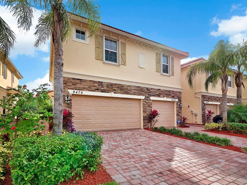 Townhouse for Sale at 9479 SW Merlin Court Stuart, Florida 34997 United States