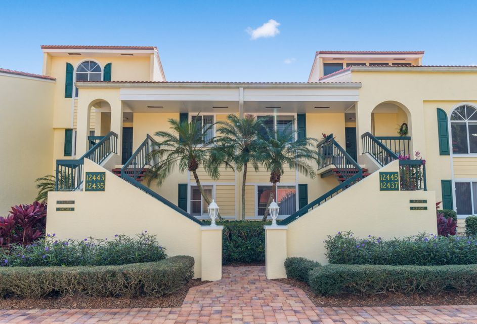 Condominium for Sale at 12445 NW Harbour Ridge Boulevard # 3-8 Palm City, Florida 34990 United States