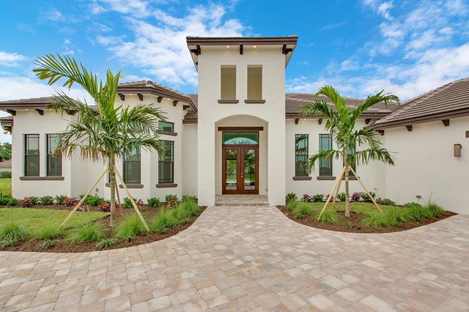 Home for sale in Bay Hill Estates West Palm Beach Florida