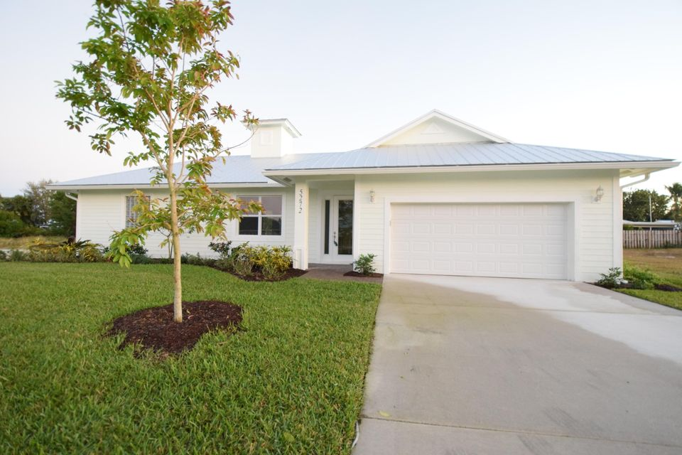 Single Family Home for Sale at 5272 SE Nassau Terrace Stuart, Florida 34997 United States