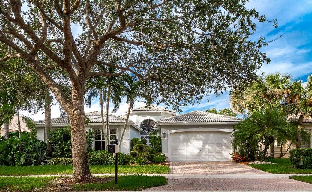 Single Family Home for Rent at 6859 Fiji Circle 6859 Fiji Circle Boynton Beach, Florida 33437 United States