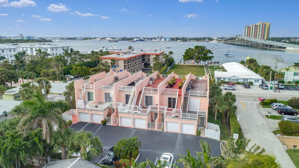 Home for sale in Harbourside Singer Island Townhomes Palm Beach Shores Florida
