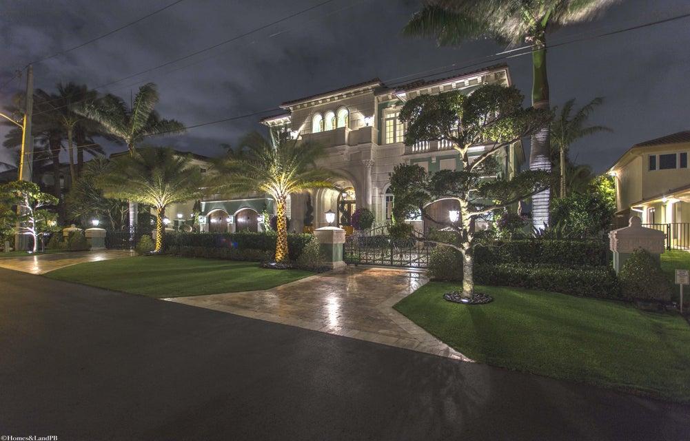 4216 Intracoastal Drive  Highland Beach FL 33487