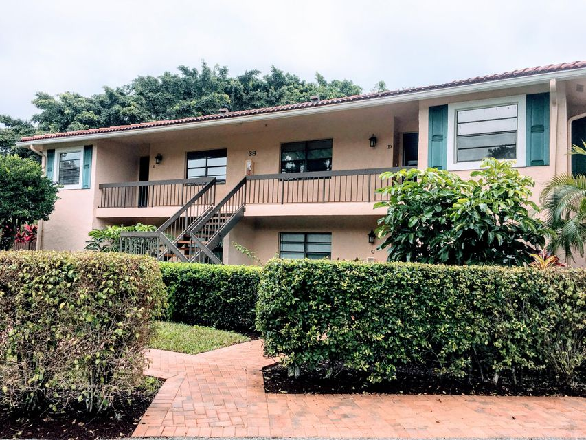Condominium for Sale at 38 Southport Lane # D 38 Southport Lane # D Boynton Beach, Florida 33436 United States