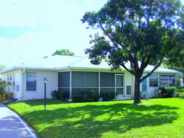Villa for Rent at 450 Franconia Circle # A 450 Franconia Circle # A Lake Worth, Florida 33467 United States