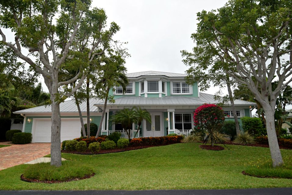 Single Family Home for Sale at 4171 Rigels Cove Way Jensen Beach, Florida 34957 United States
