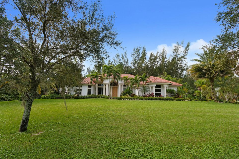 Home for sale in The Acerage West Palm Beach Florida