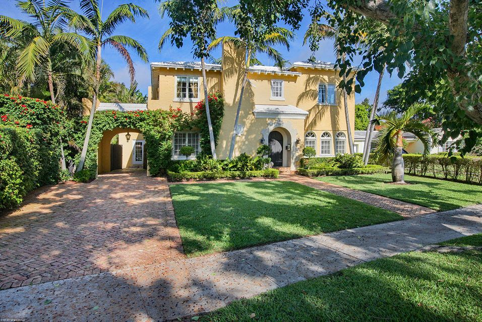 Home for sale in PROSPECT PARK SOUTH IN PB 7 PGS 59, 60 & 66 West Palm Beach Florida