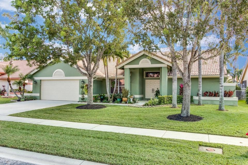 6092 Wedgewood Village Circle  Lake Worth FL 33463