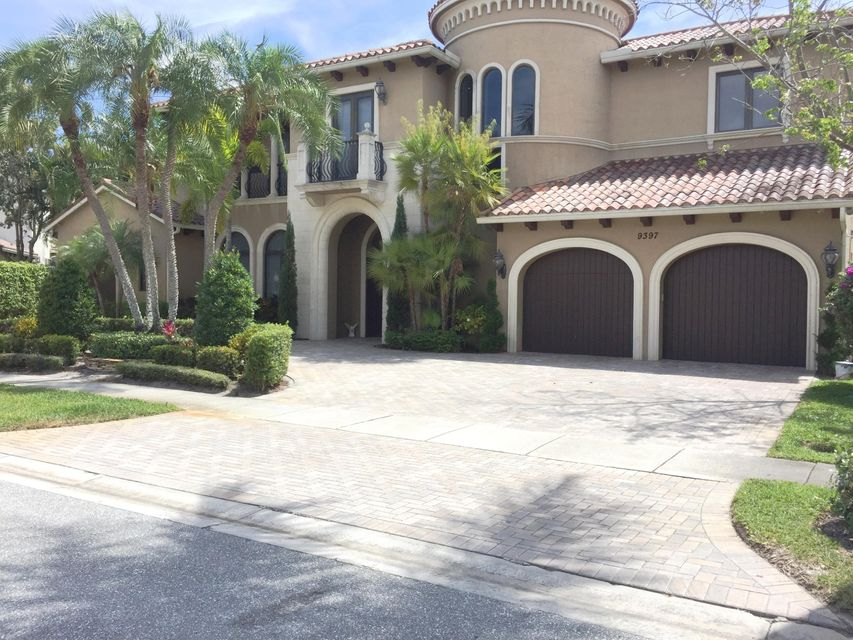 Single Family Home for Sale at 9397 Grand Estates Way 9397 Grand Estates Way Boca Raton, Florida 33496 United States