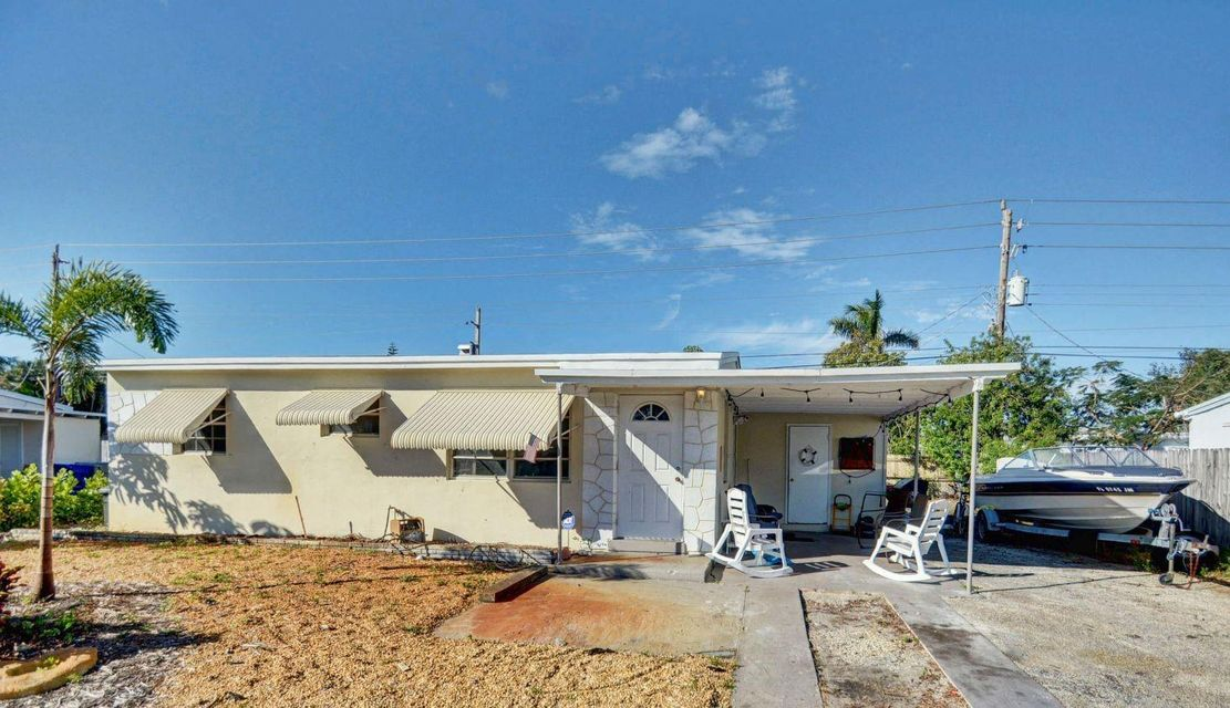 Home for sale in COLLIER MANOR 2ND ADD Pompano Beach Florida