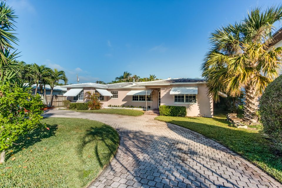 Home for sale in Singer Island / Palm Beach Shores Singer Island Florida