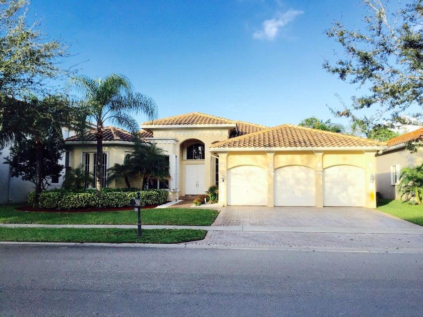 Single Family Home for Rent at 16395 W Via Venetia 16395 W Via Venetia Delray Beach, Florida 33484 United States