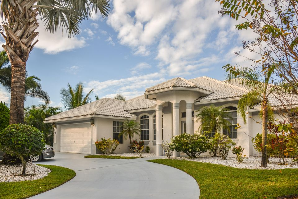Single Family Home for Rent at 131 Black Olive 131 Black Olive Royal Palm Beach, Florida 33411 United States