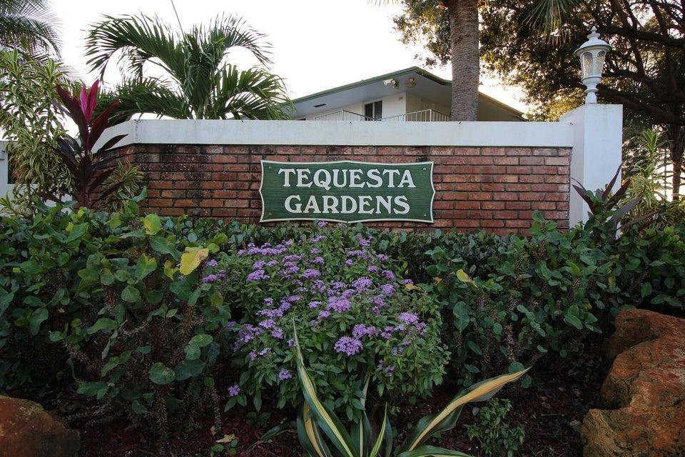 Home for sale in TEQUESTA GARDEN CONDO 5 Tequesta Florida