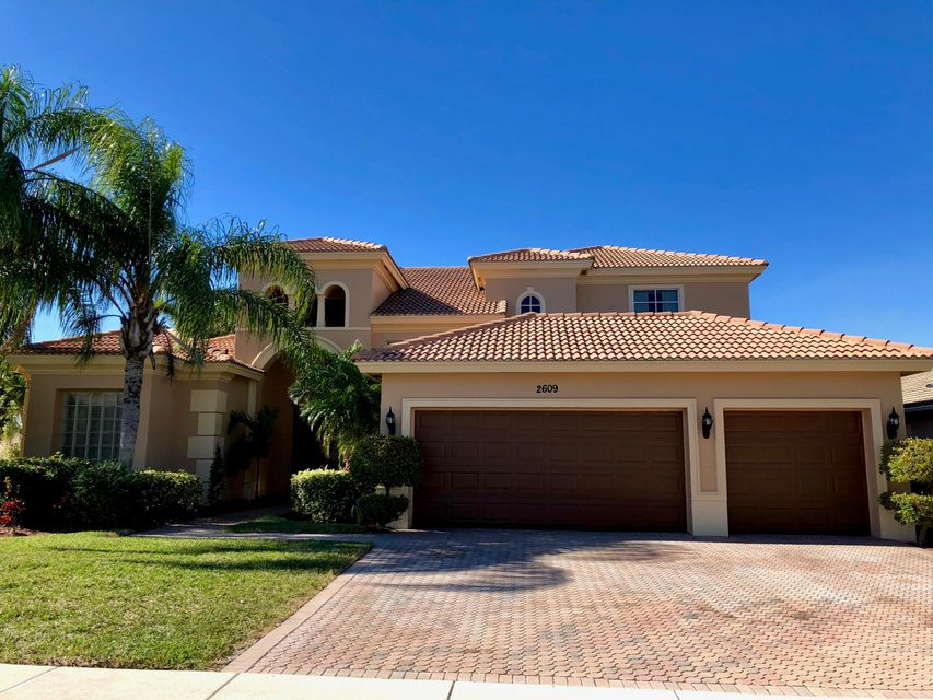 2609 Arbor Lane Royal Palm Beach, FL 33411 photo 1
