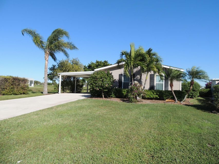 Mobile / Manufactured for Sale at 3308 Crabapple Drive 3308 Crabapple Drive Port St. Lucie, Florida 34952 United States