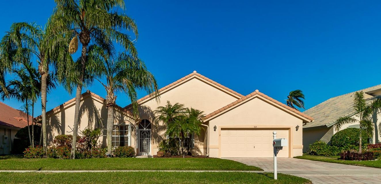 6121 Hook Lane  Boynton Beach FL 33437