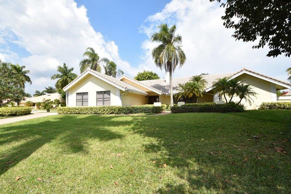 17854 Foxborough Lane  Boca Raton FL 33496