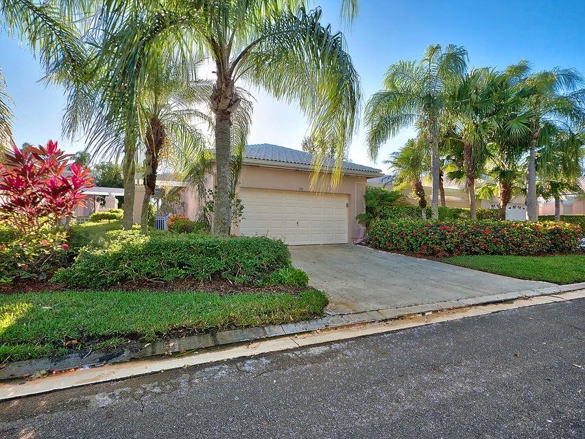Fairway Villas Homes for sale in Palm Beach Gardens