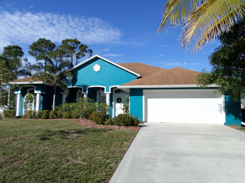 Single Family Home for Sale at 746 18th Place 746 18th Place Vero Beach, Florida 32962 United States