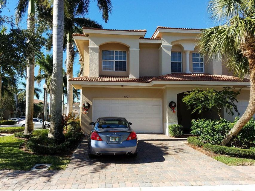 Townhouse for Rent at 4901 Vine Cliff Way 4901 Vine Cliff Way Palm Beach Gardens, Florida 33418 United States