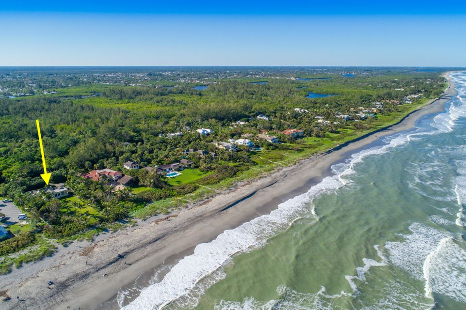 Single Family Home for Rent at 5 N Beach Road 5 N Beach Road Hobe Sound, Florida 33455 United States