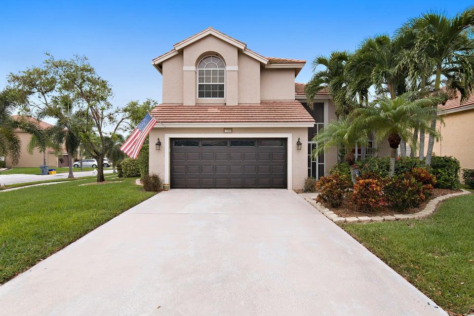 133 Pine Hammock Court  Jupiter FL 33458