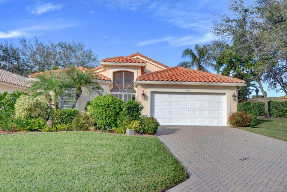 CASCADE LAKES home 5017 Glenville Drive Boynton Beach FL 33437
