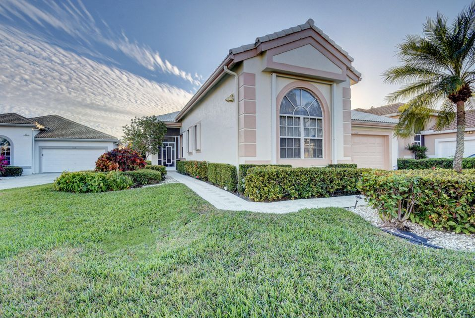 6332 Crystal View Lane  Boynton Beach FL 33437