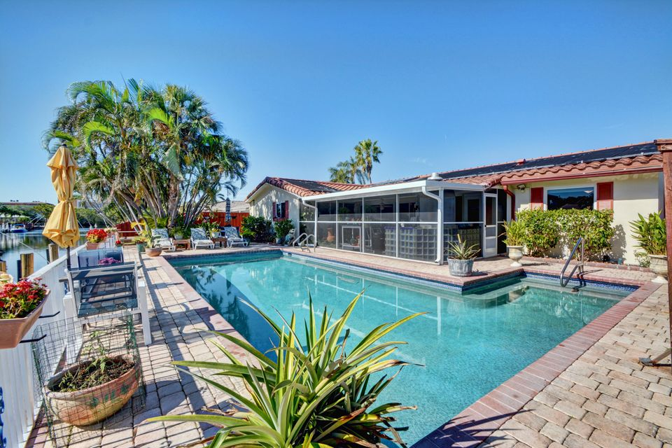 Home for sale in Coral Ridge Isles Fort Lauderdale Florida