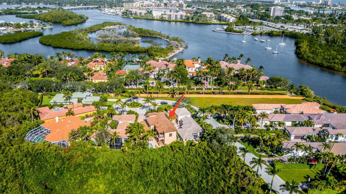 Single Family Home for Sale at 360 Fishermans Way 360 Fishermans Way Jupiter, Florida 33477 United States