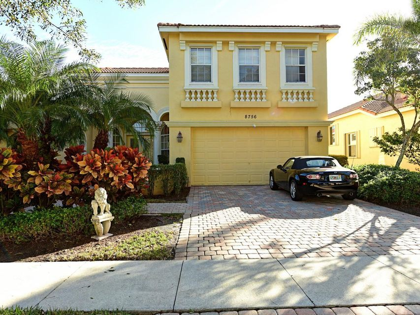 Single Family Home for Sale at 8756 Via Prestigio 8756 Via Prestigio Wellington, Florida 33411 United States