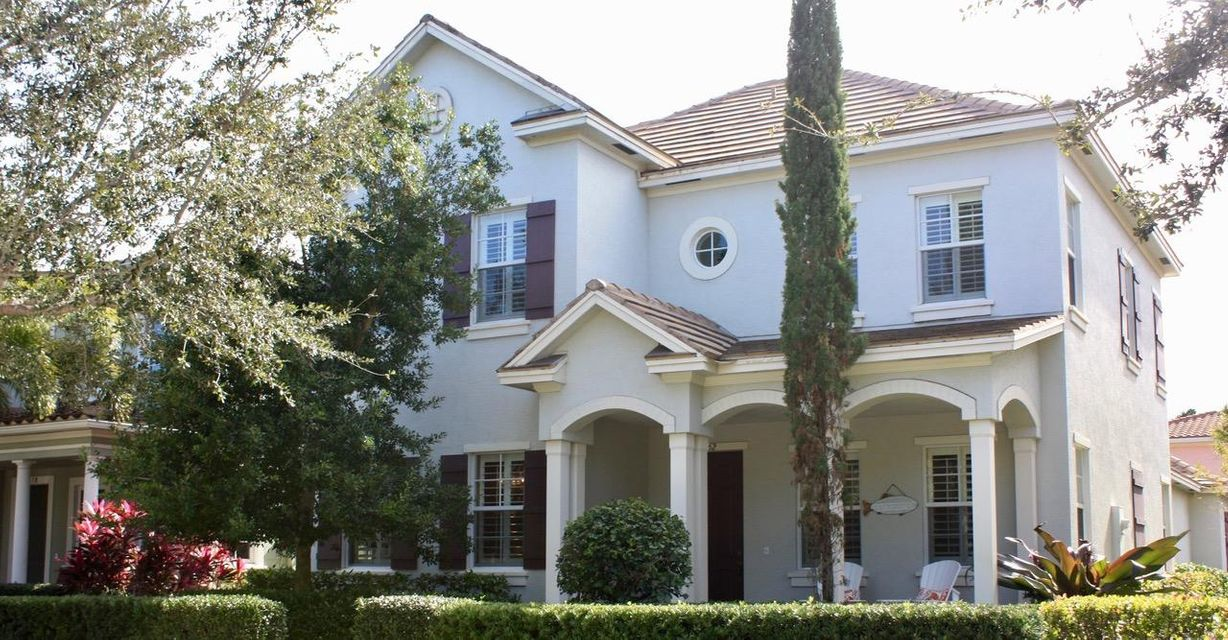 Home for sale in CANTERBURY PLACE Jupiter Florida
