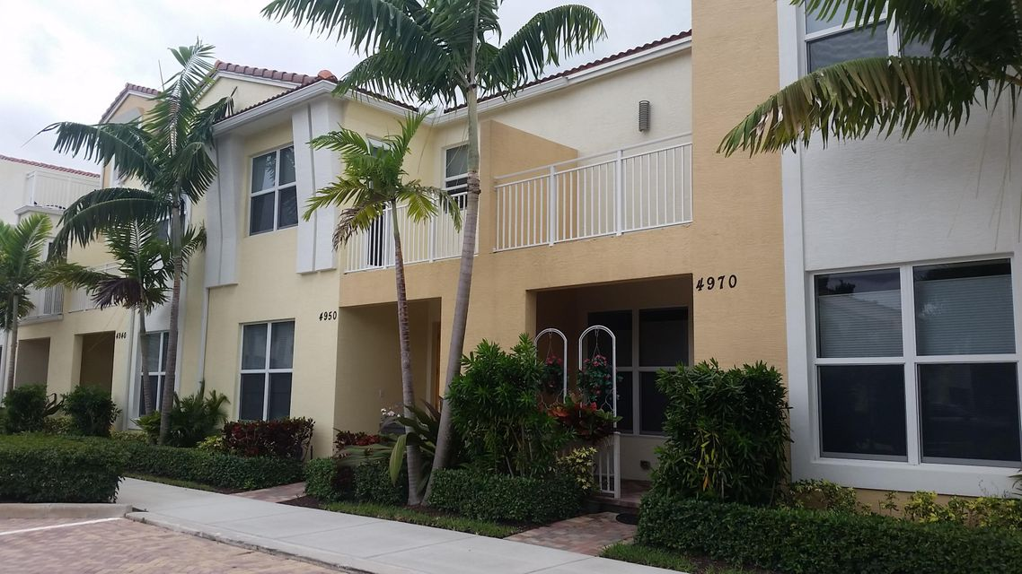 Townhouse for Rent at 4970 NW 15th Avenue 4970 NW 15th Avenue Boca Raton, Florida 33431 United States