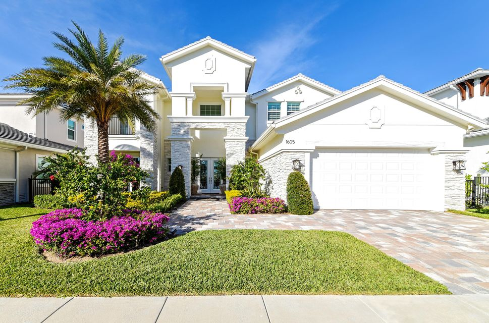 New Home for sale at 1605 Hemingway Drive in Juno Beach