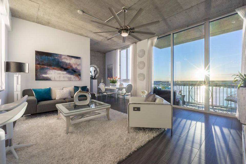 Condominium for Sale at 300 S Australian Avenue # 1412 300 S Australian Avenue # 1412 West Palm Beach, Florida 33401 United States