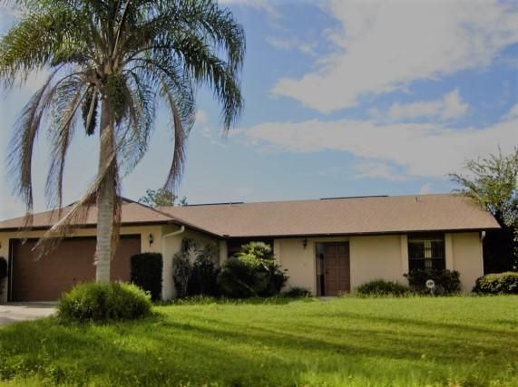 Single Family Home for Sale at 350 Huntsville Street Palm Bay, 32907 United States