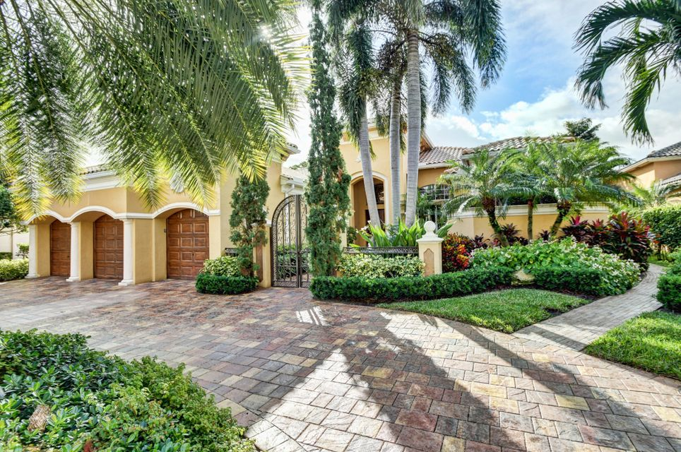 Single Family Home for Sale at 7294 Sarimento Place 7294 Sarimento Place Delray Beach, Florida 33446 United States