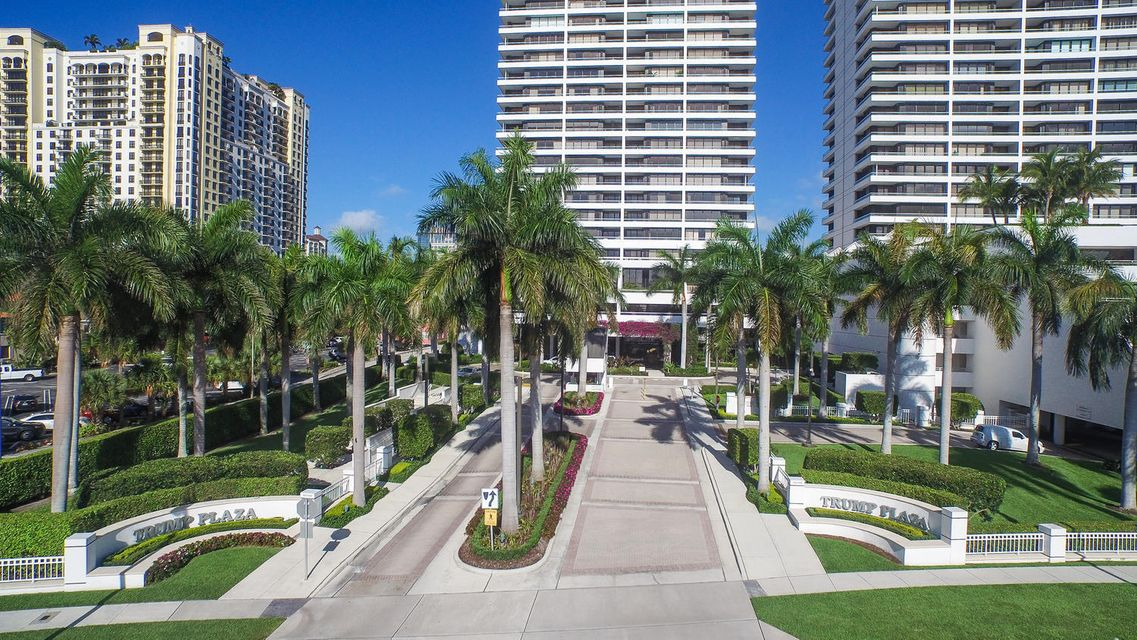 Condominium for Rent at 525 S Flagler Drive # 23B 525 S Flagler Drive # 23B West Palm Beach, Florida 33401 United States