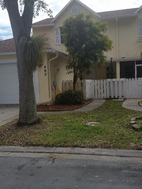 Home for sale in Jogger Run West Palm Beach Florida