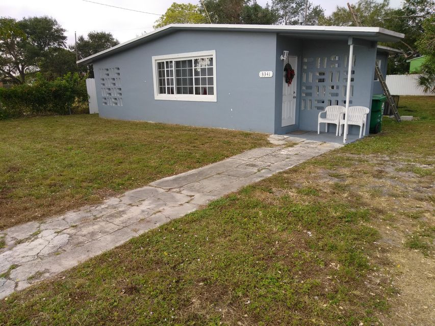 Single Family Home for Sale at 3341 NW 211th Street 3341 NW 211th Street Miami Gardens, Florida 33056 United States